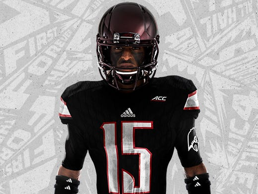fd8c70c1615 Adidas Football executive Jeff McGillis says Louisville black ...