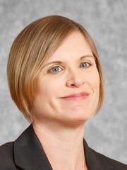 AmandaKimmel, Kennedy's assistant vice president for