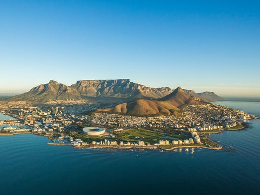 South Africa: From shark-cage diving and malaria-free