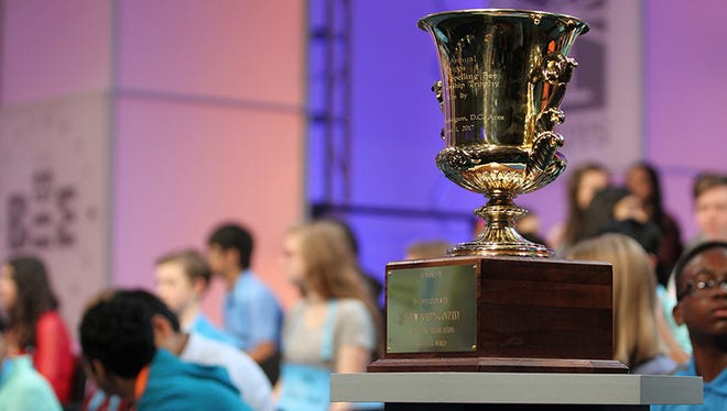 Organizers of the 2017 Scripps National Spelling Bee said more than 11 million students compete in bees at schools nationwide.