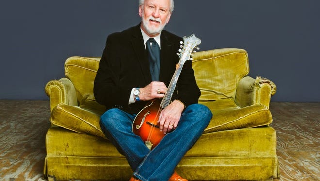 Doyle Lawson and Quicksilver bring bluegrass to Naples Botanical Garden on April 8