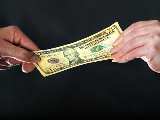 MONEY dollar