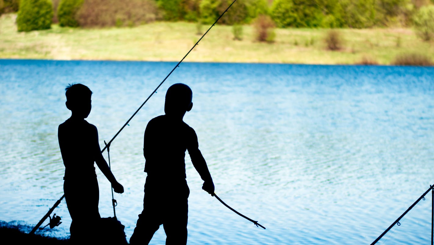 No license needed fish for free in ny this weekend for Do kids need a fishing license