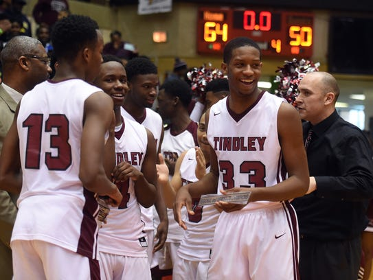 Tindley and New Washington compete Saturday, March