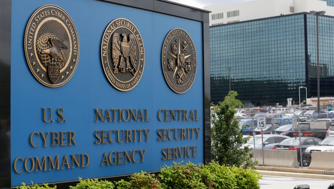 The National Security Agency's phone surveillance program reached a federal appeals court for the first time Tuesday.