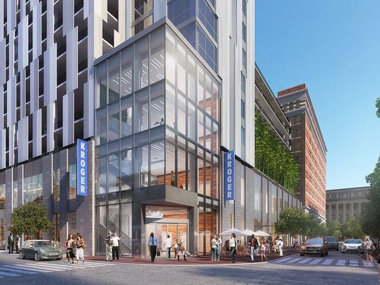 Kroger To Build Its First Downtown Cincinnati Supermarket