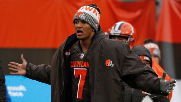 Why the Browns are actually losers of the NFL's wild weekend of trades