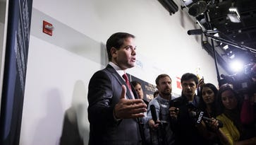 """Speaking about immigration after an appearance at Saint Anselm College in Manchester, N.H., Republican presidential candidate Marco Rubio told The Republic that people in Iowa and New Hampshire """"recognize that we have to do something about it. What I don't think has any chance of passing is a comprehensive approach."""""""