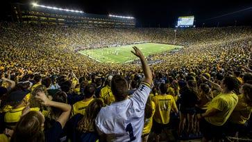 Michigan-Minnesota will be a night game on Nov. 4