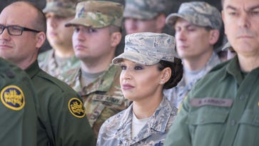 National Guard begins its deployment to the Arizona-Mexico border