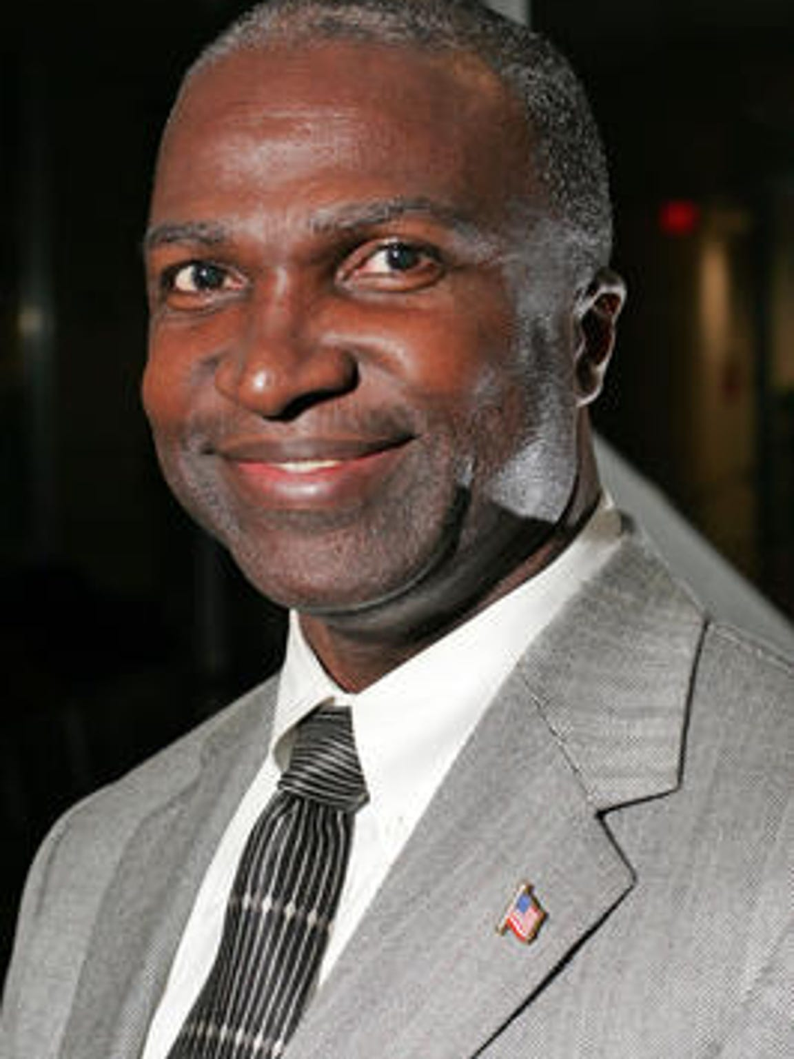 Plainfield Mayor Adrian Mapp