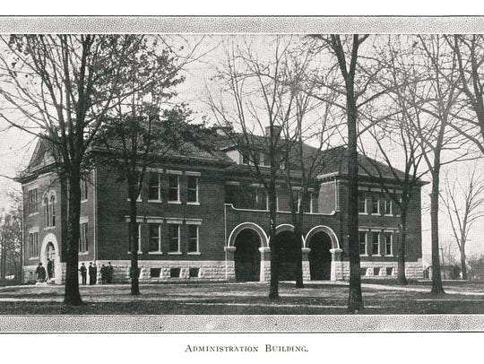 Marionville College's Administration and Classroom
