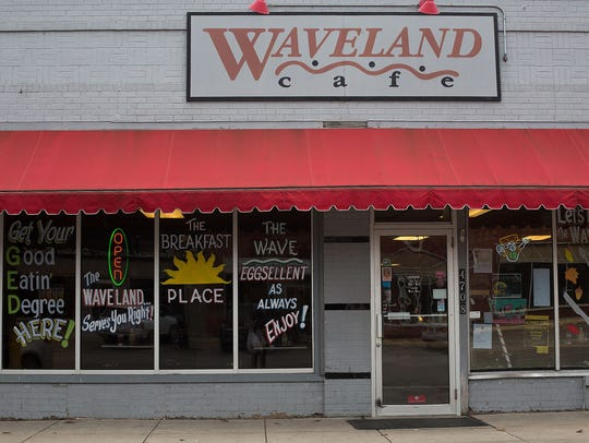 Waveland Cafe in Des Moines.
