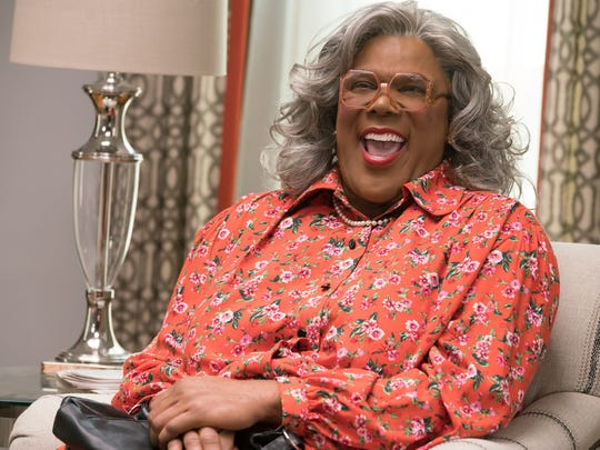 Tyler Perry's infamous Madea encounters ghouls and