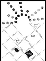 Map for Geocentric