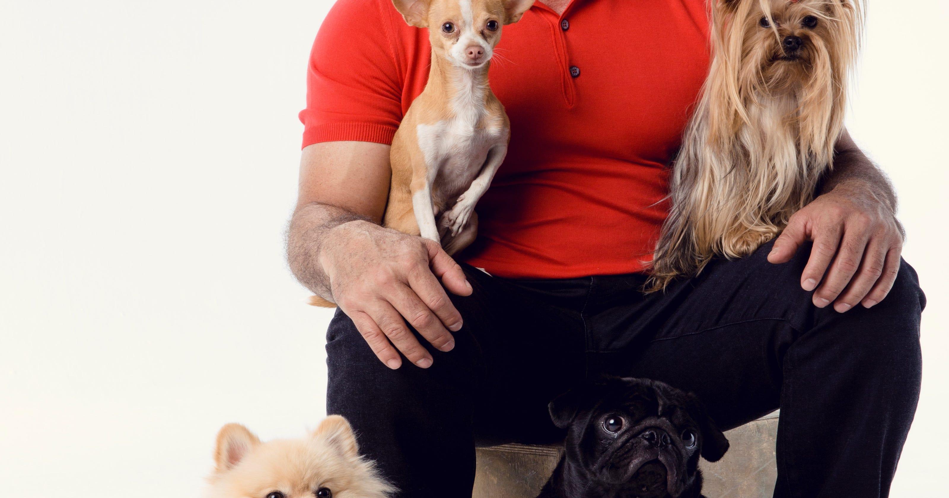 Dog Whisperer Cesar Millan Being Vulnerable Is A Big Step