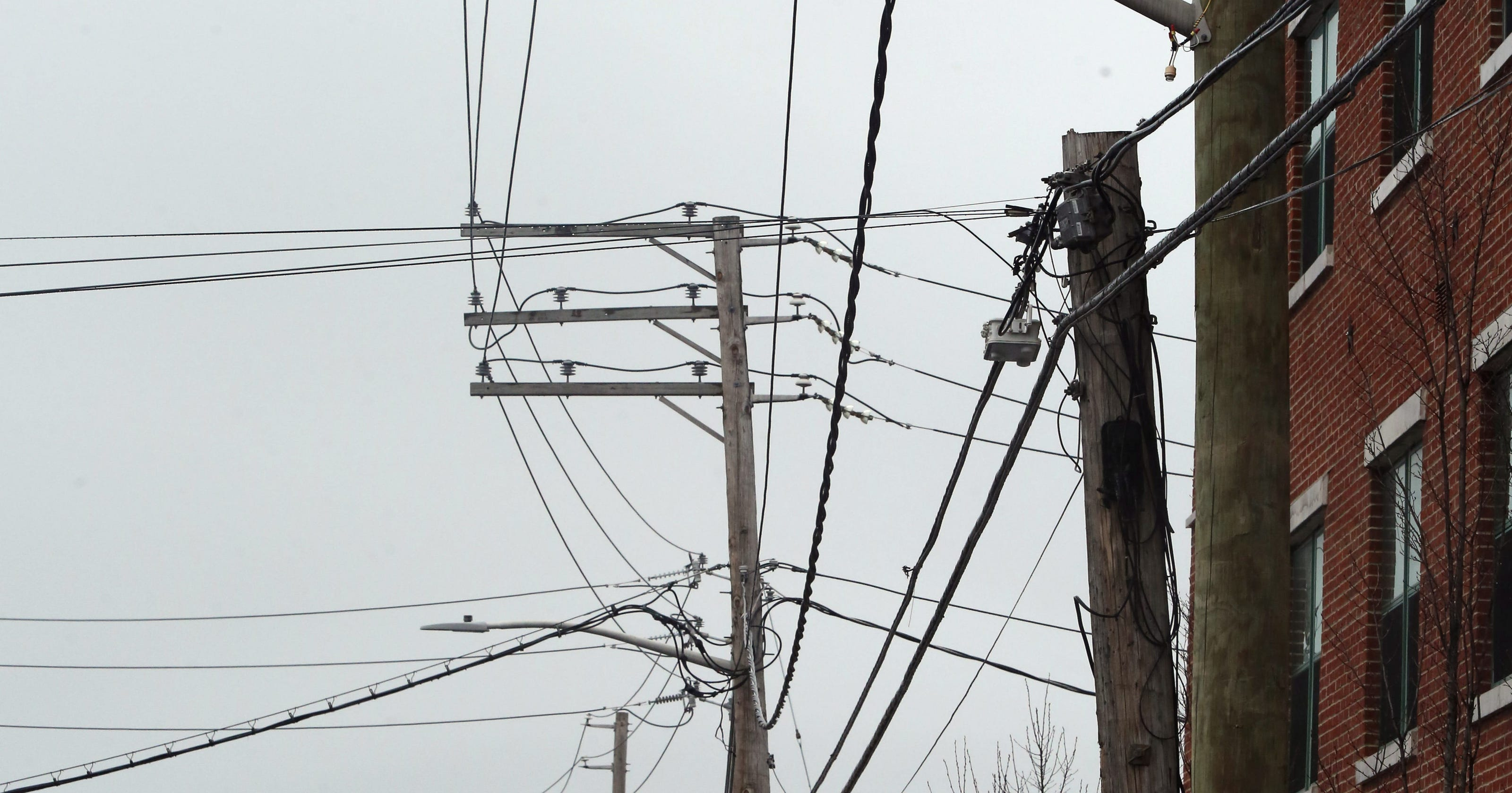 No More Wires In Downtown Port Chester It May Happen Scary Electrical Wiring