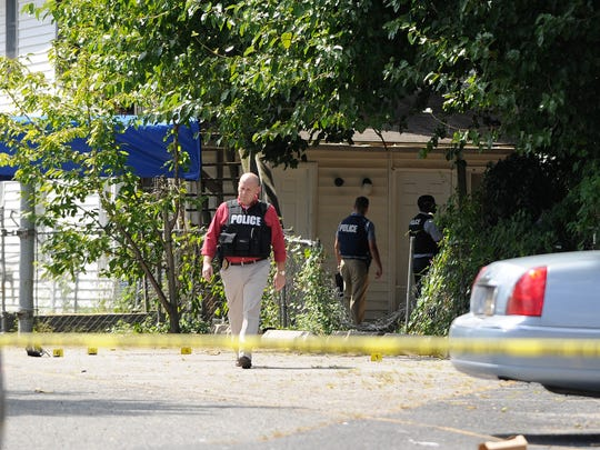 Shooting near South Governors Ave in Dover, Delaware.