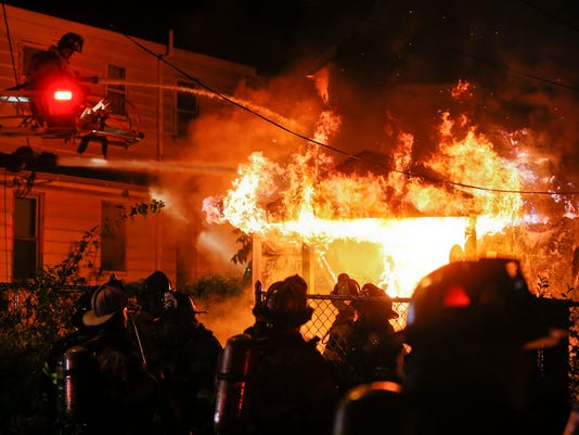 REVIS AVENUE FIRE