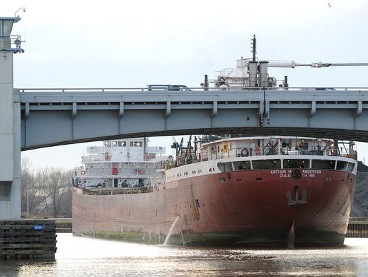 Arthur M Anderson ship