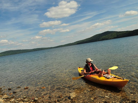 Round Valley Recreation Area is home to the deepest body of water in New Jersey at 180 feet.