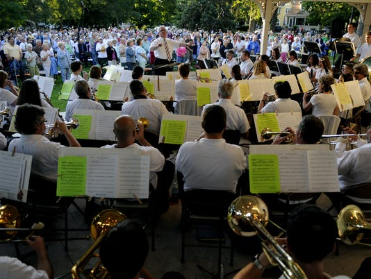Green Bay City Band