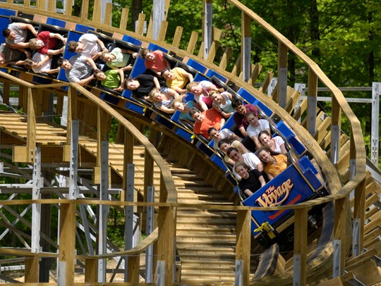 It's definitely coaster fun on the 90-degree track