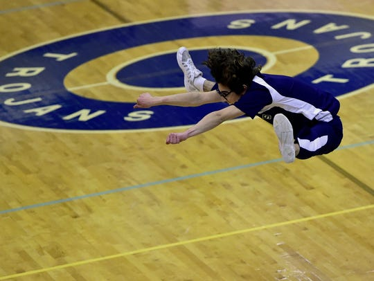 Chambersburg hosted the 12th annual Dunks for Drew on Saturday.
