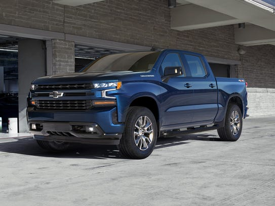 The Chevy Silverado has five specific appearance packages.