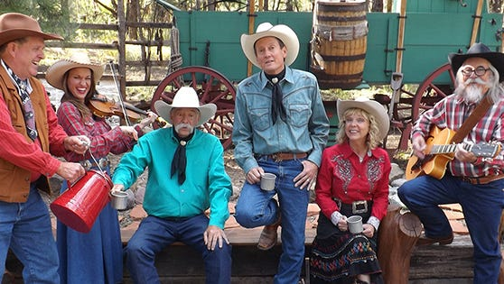 Flying J Wranglers Christmas is 7 p.m. Tuesday at the Paramount Theatre.