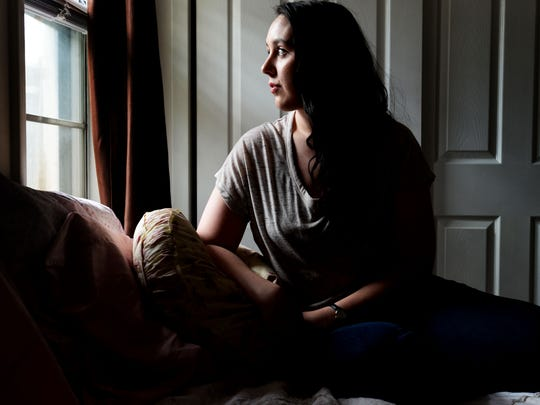 Brittany became a house mom for other women leaving a life of prostitution.