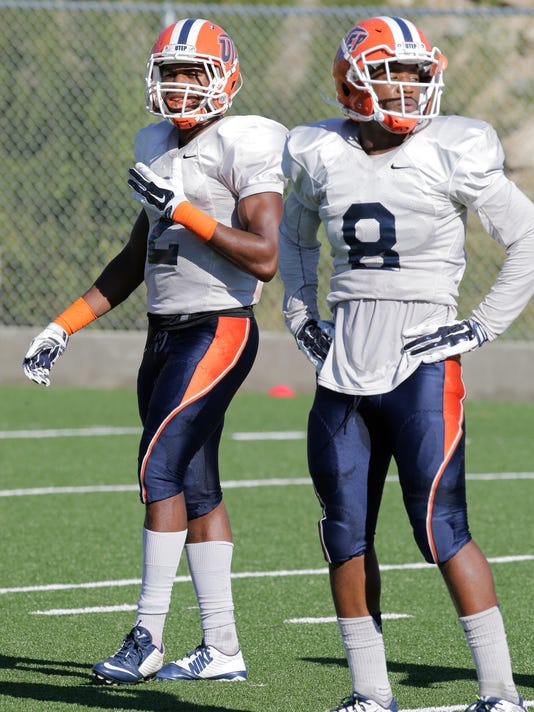 UTEP FOOTBALL FISHER 2