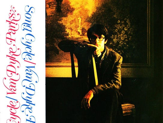 """The cover to Van Dyke Parks' """"Song Cycle"""" album."""