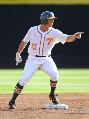 The Reds took Tennessee 3B Nick Senzel with the second pick in Thursday's MLB Draft.