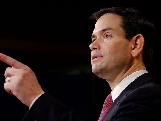 Clinton V Rubio Whose Ideas Look Forward Backward