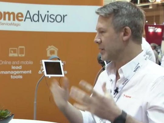 Chris Terrill, CEO of HomeAdvisor