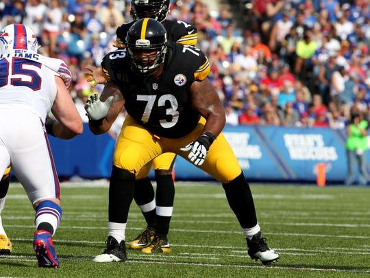 Ramon Foster, LG, Steelers