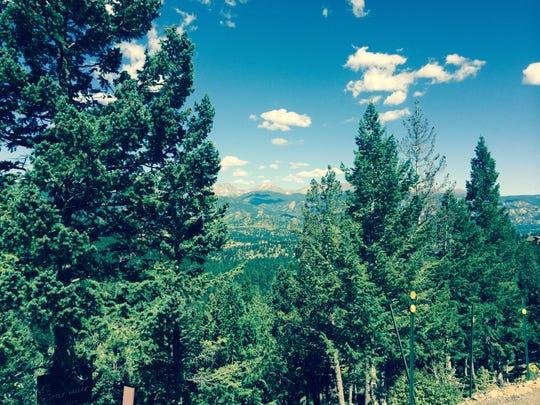 Waypoint member Kenneth Lewis says Estes Park, Colorado,
