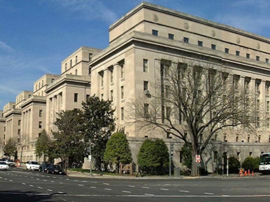 The Interior Department.