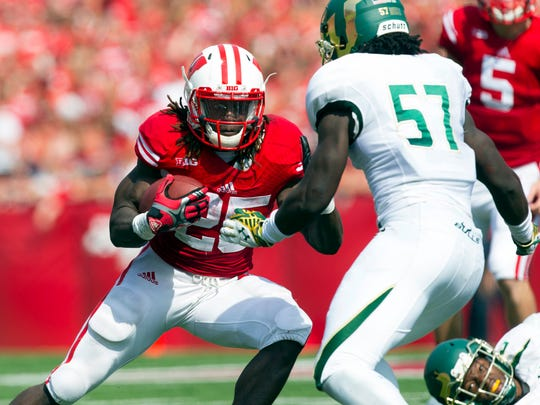 Melvin Gordon is the University of Wisconsin's all-time single-season rushing leader and single-game rushing leader.