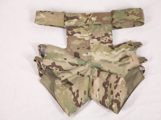 The Army's new Blast Pelvic Protection will replace