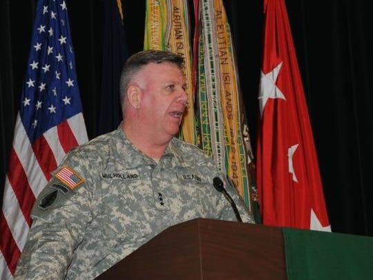 Lt. Gen. John F. Mulholland Jr.