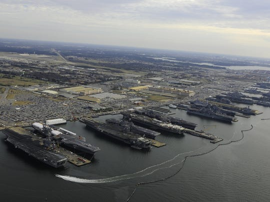 Although aircraft carriers may be vulnerable to stand-off
