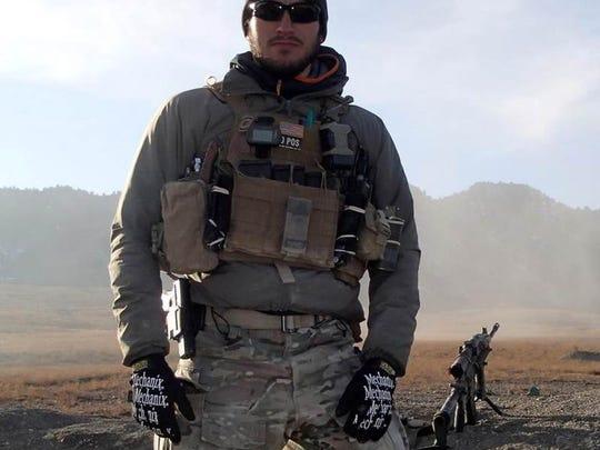 Staff Sgt. Matthew McClintock was killed Jan. 5 in