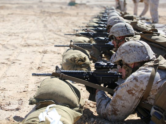 Since all Marine are considered riflemen, the infantry