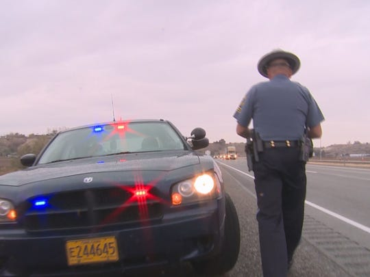 Lt. Mark Duncan, a drug expert with Oregon State Police,