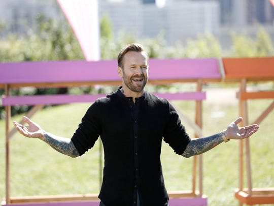 "THE BIGGEST LOSER -- ""Real World Problems"" Episode 1709 -- Pictured: Bob Harper -- (Photo by: Tyler Golden/NBC)"