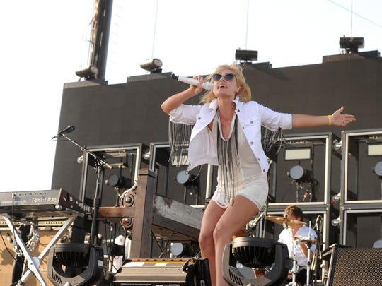 INDIO, CA - APRIL 12:  Musician Emily Haines of the