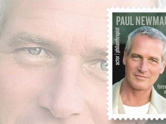 Paul Newman Forever Stamp