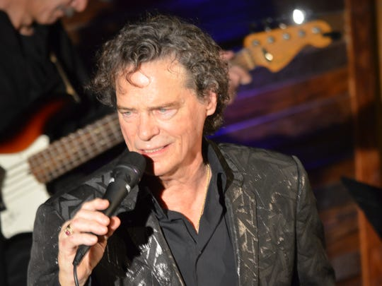 B.J. Thomas performs in 2016 in The Woodlands, Texas.